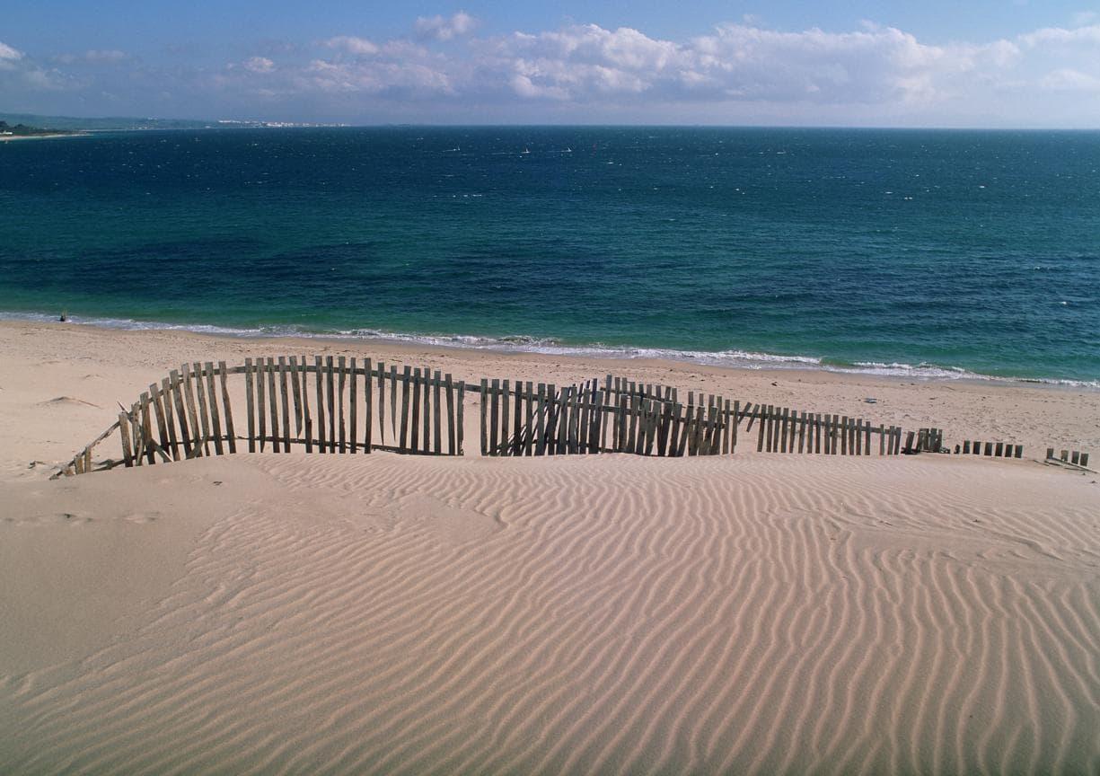 playa la barrosa chiclana vistas al mar por vivir junto al mar