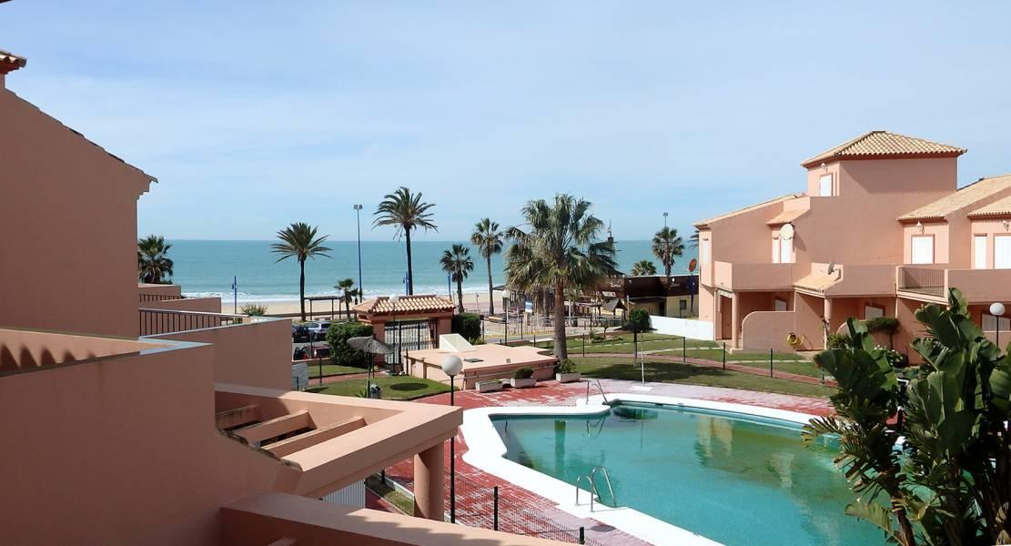 Casa con vistas al mar Campomar la barrosa