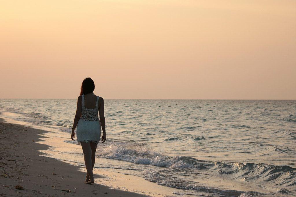 paseos por la playa la barrosa chiclana