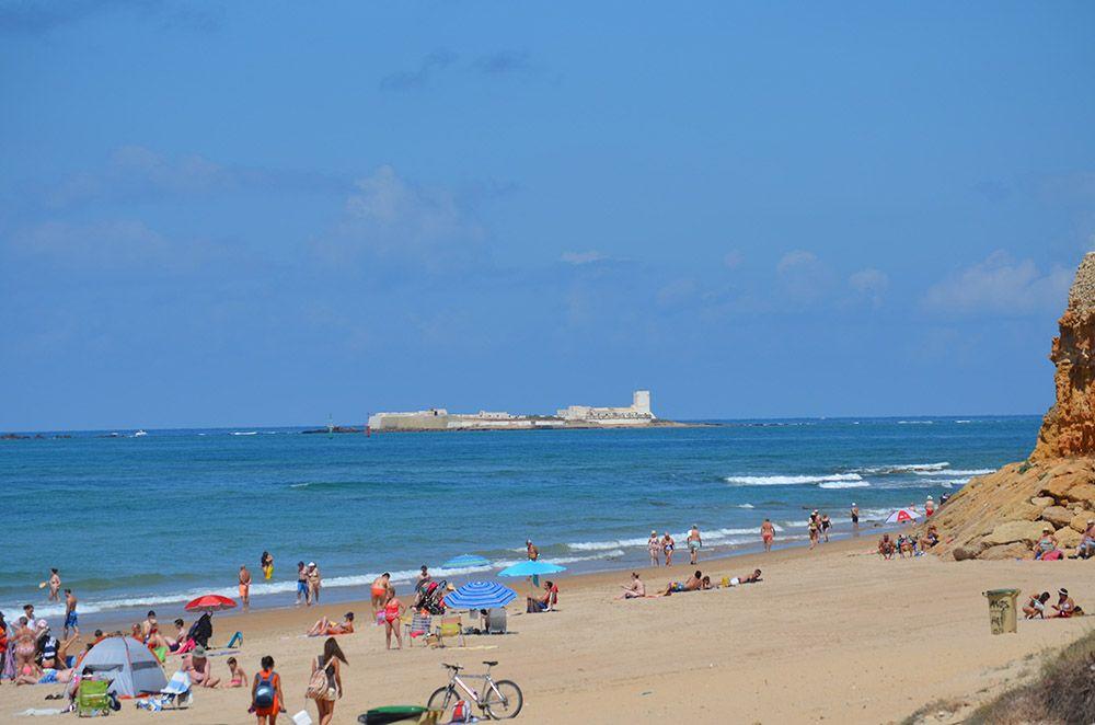 foto playa de sancti petri