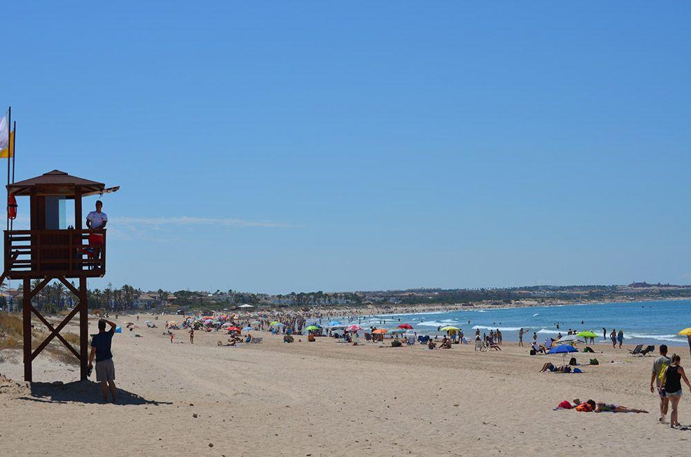 foto playa la barrosa