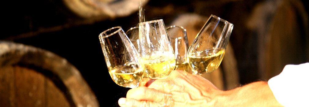 bodegas de vino en chiclana
