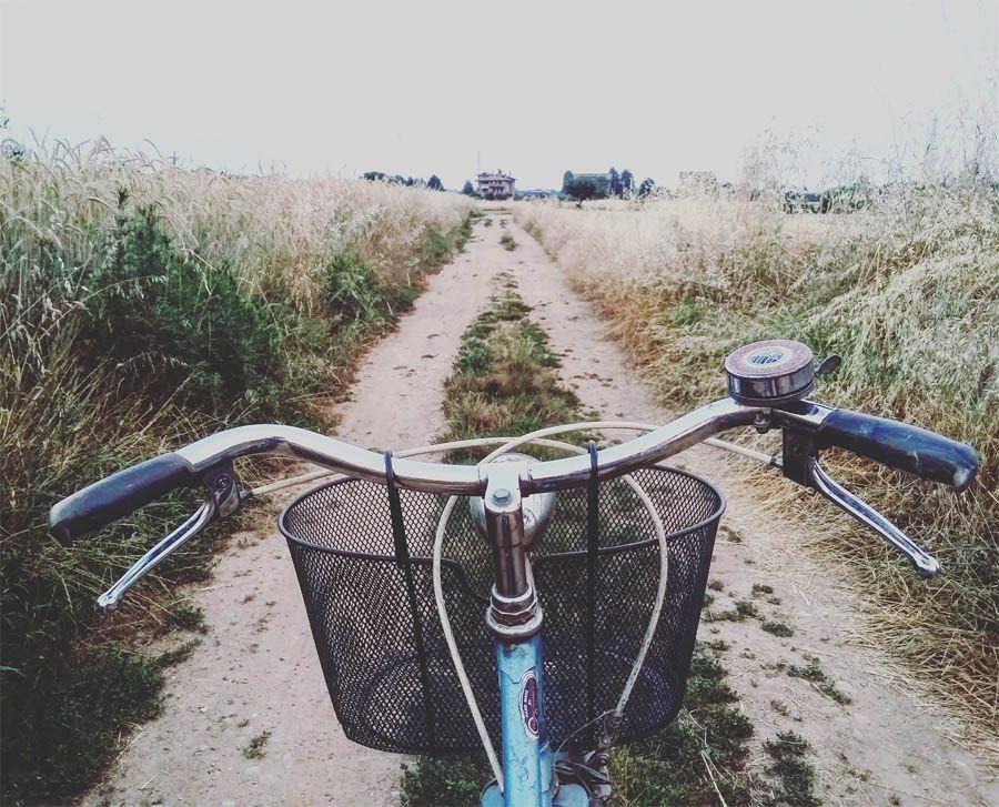 Actividades como bicicleta en chiclana la barrosa