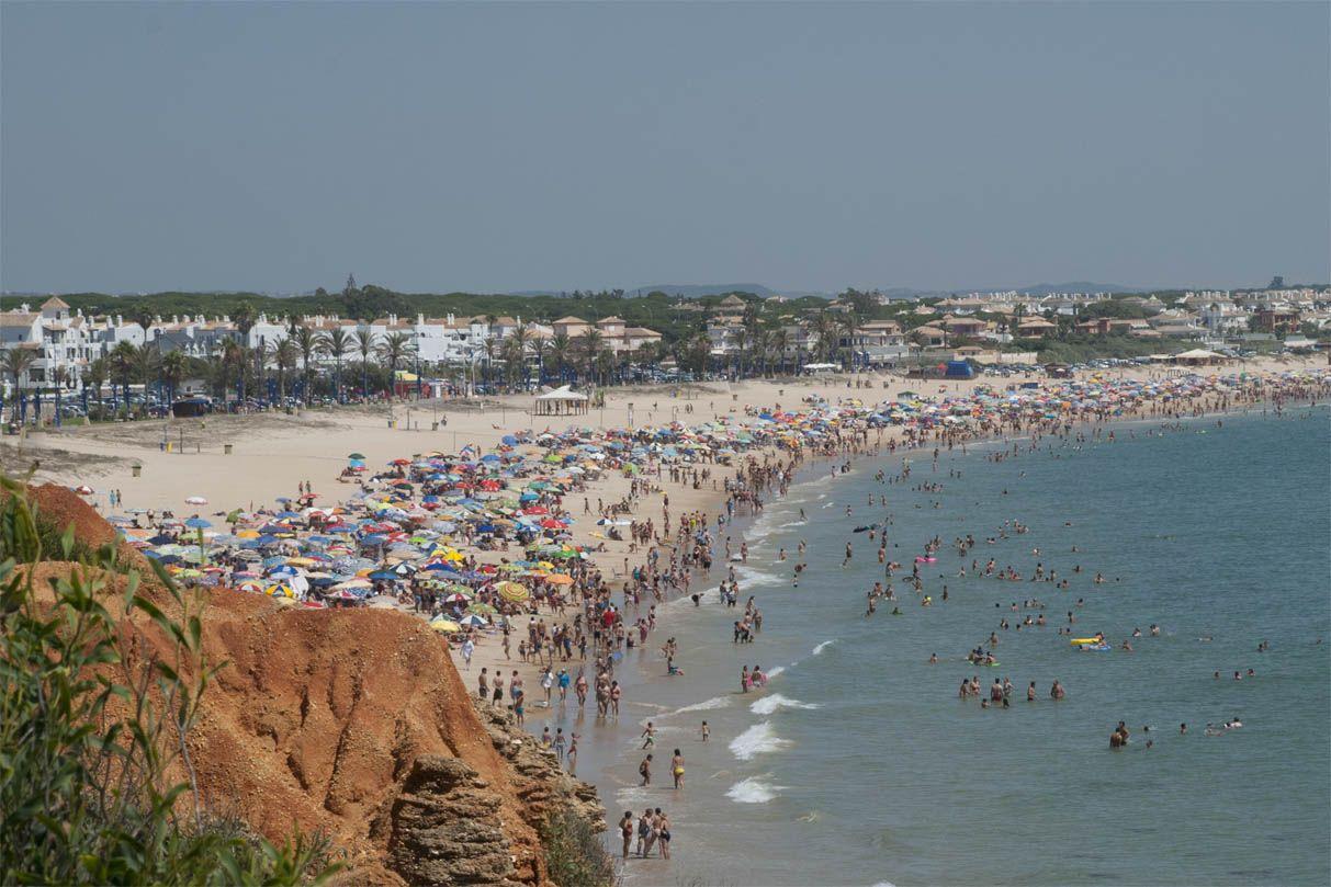playa de la barrosa clima