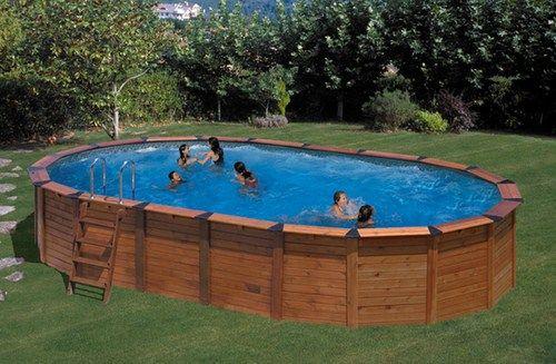 piscinas desmontables para jardin