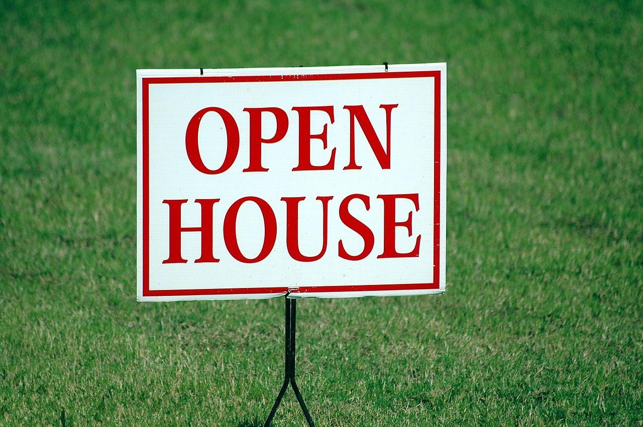 open house venta inmobiliaria
