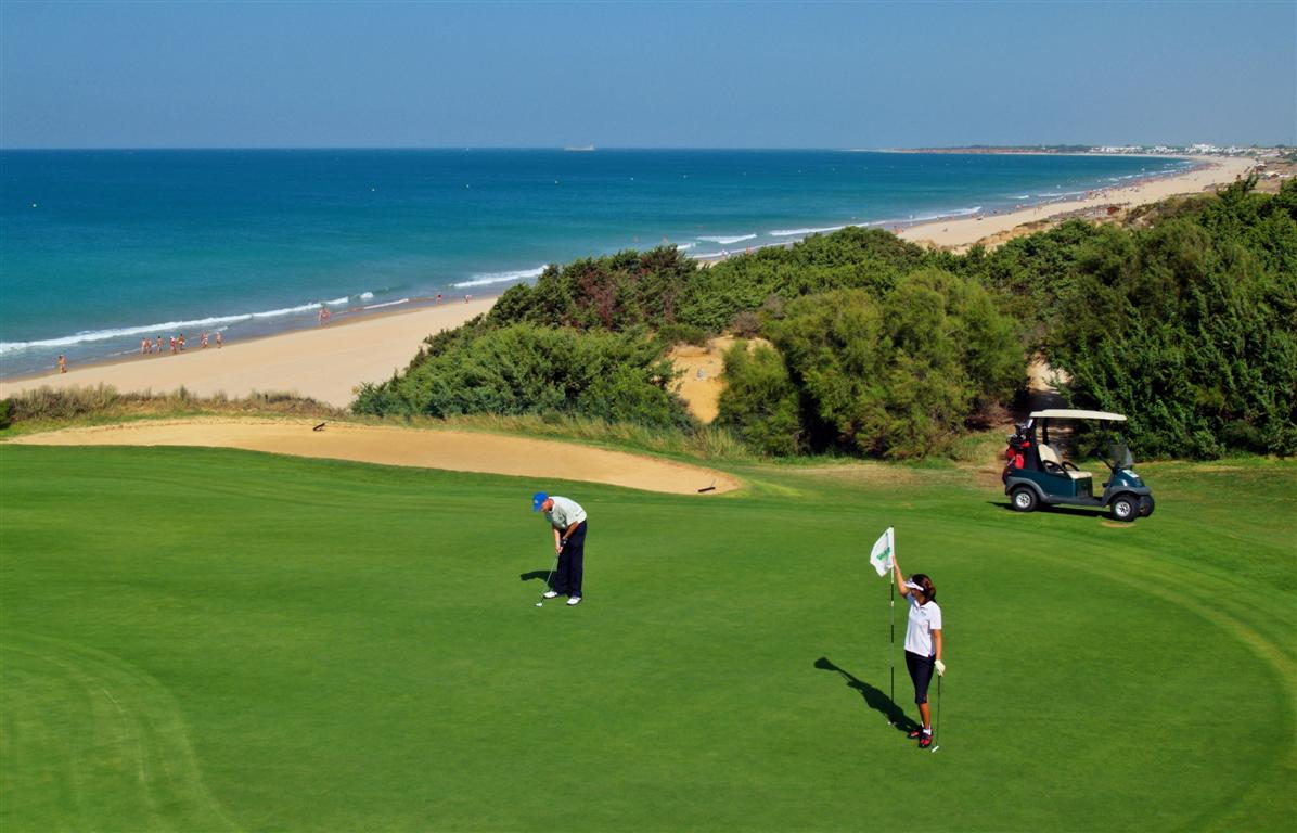 Golf en Chiclana