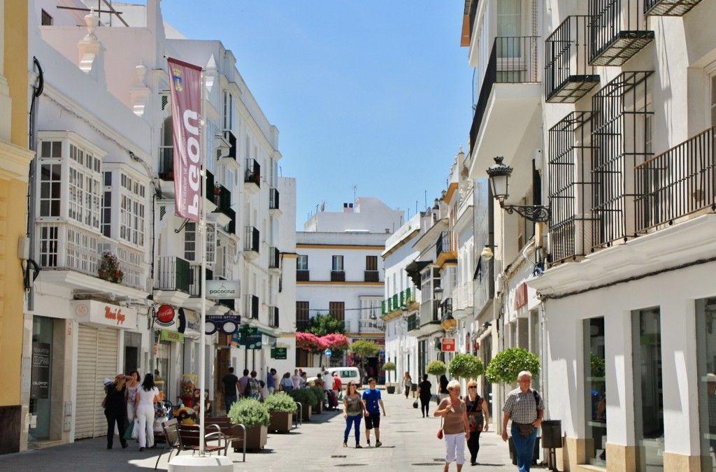 centro historico de chiclana