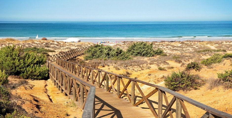 playa de Sancti Petri, Chiclana