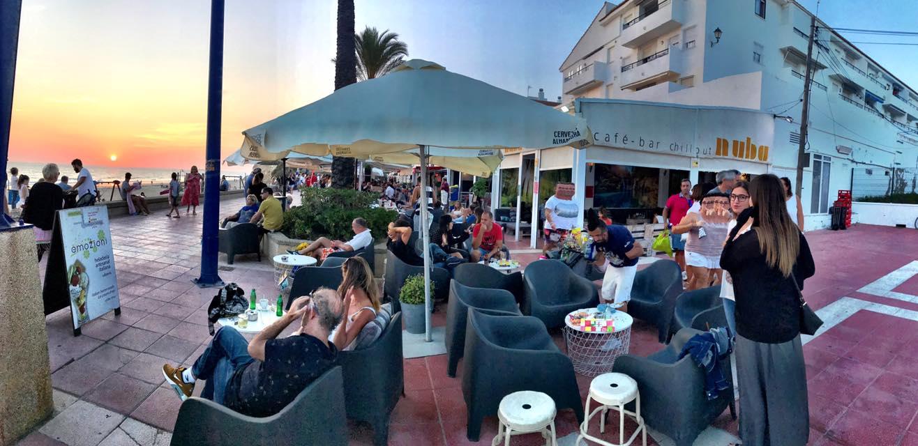Nuba Bar - Chill Out en Chiclana