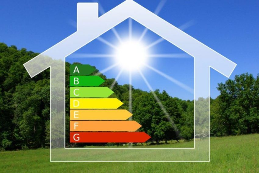 Los diferentes grados de calificación energética