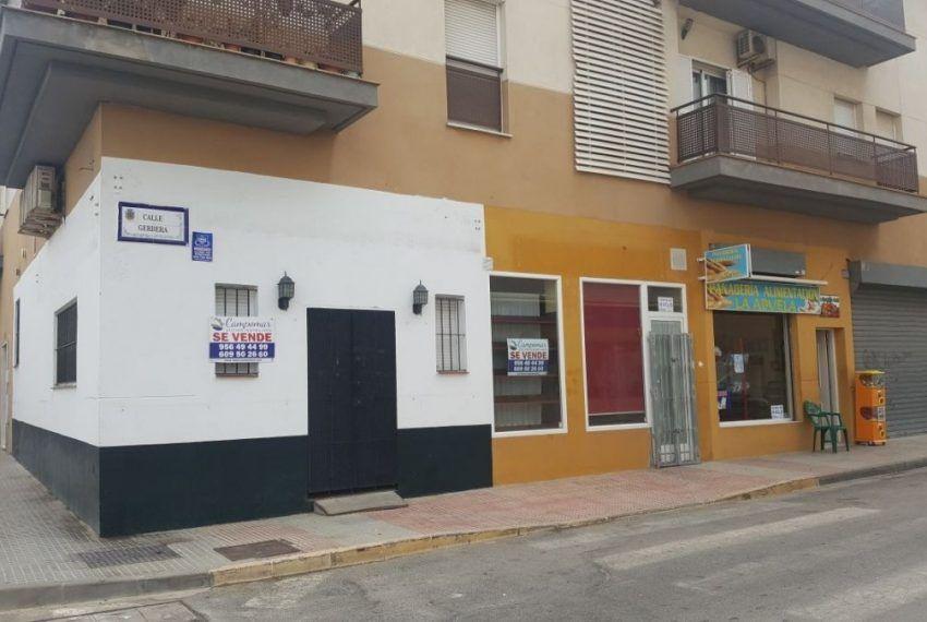 LOCAL COMERCIAL EN ALAMEDA SOLANO